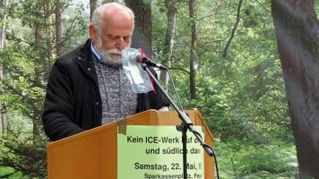 Ernst Klier erklärt die Corona-Bedingungen