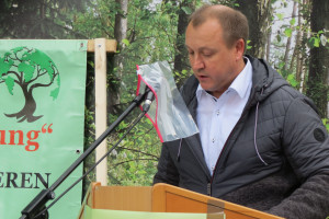 Jörg Kotzur für den Reichswald