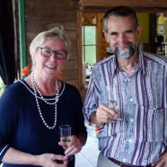 Inge Jabs und Hannes Schönfelder