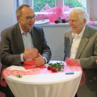 Norbert Walter-Borjans und Kurt Dilfer