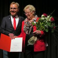 Marcel Schneider und Inge Jabs