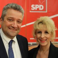 Thomas Beyer und Andrea Lipka