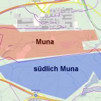 Muna 7 südlich Muna