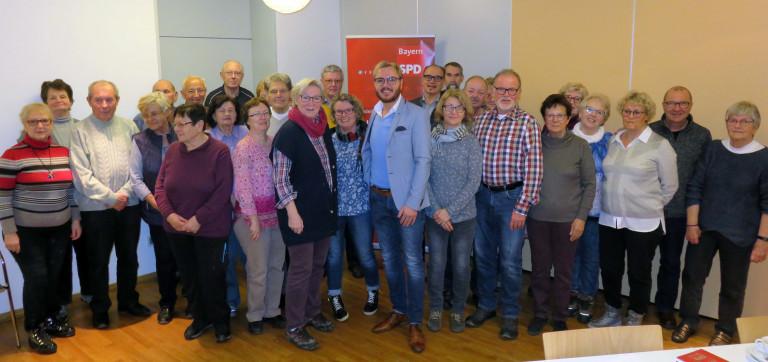 Teilnehmer Dreikönig 2018