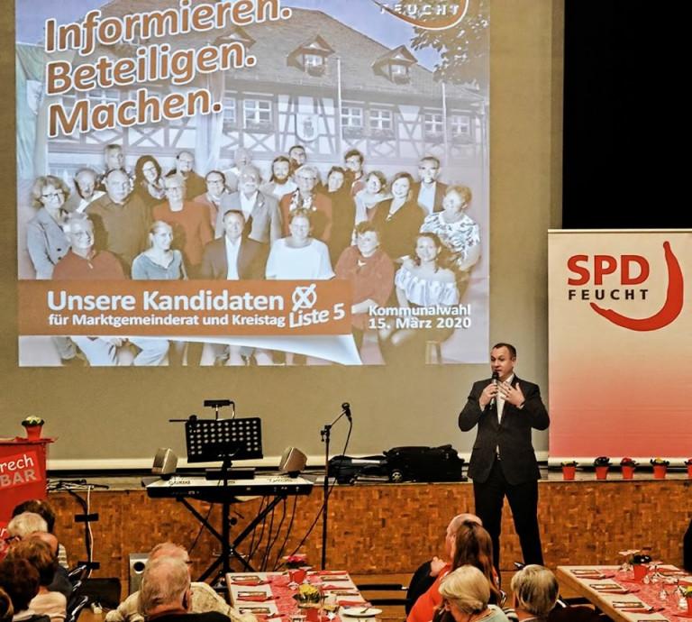 Seniorennachmittag: Rede von Jörg kotzur